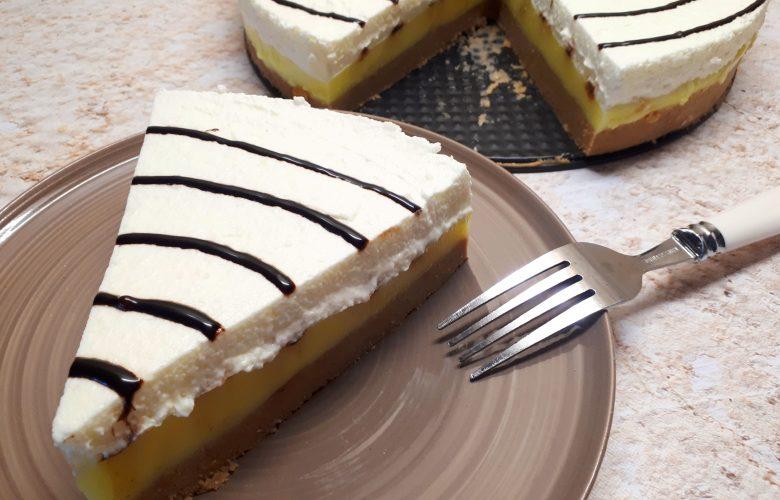 Cukormentes gesztenyetorta recept sütés nélkül