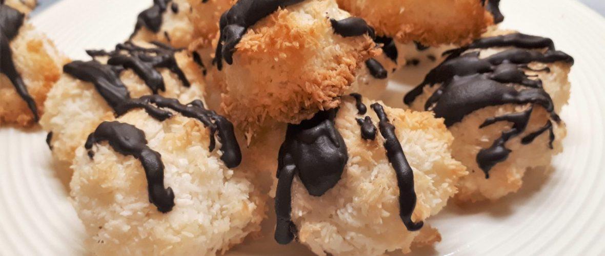 cukormentes kókuszcsók